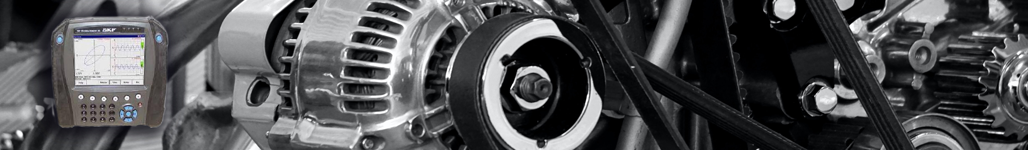 analisi vibrazioni macchine rotanti monitoring